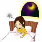 普通の人は30分で寝れるけど不眠症は1時間以上かかる